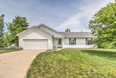 Wentzville Single Family Home For Sale: 12 Picket Fence Court