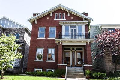St Louis Single Family Home For Sale: 5782 McPherson Avenue