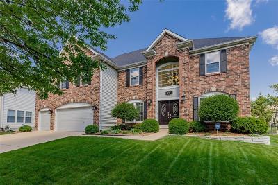 Chesterfield Single Family Home For Sale: 421 Whitestone Farm Drive