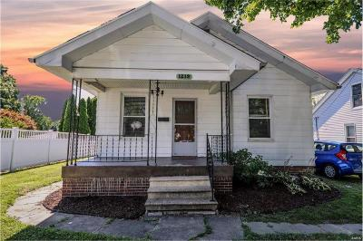 Collinsville Single Family Home For Sale: 1219 Constance