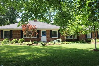 Single Family Home For Sale: 11740 Eddie And Park Road