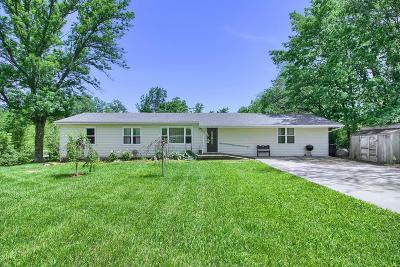 Franklin County Single Family Home For Sale: 4708 Elder Road