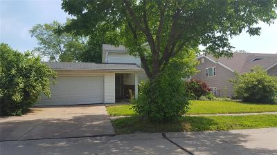 Single Family Home Pending: 4005 Bugle Bend Drive
