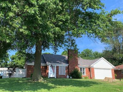 Monroe County Single Family Home For Sale: 631 North Market