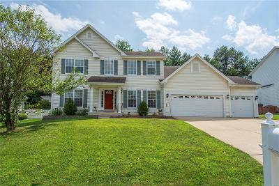 St Charles Single Family Home For Sale: 4133 Hobnail Drive
