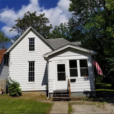 Alton Single Family Home For Sale: 1123 Main Street