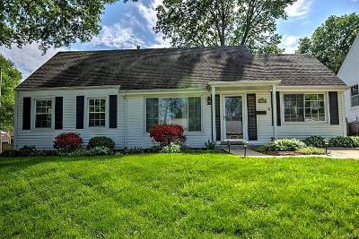St Louis MO Single Family Home For Sale: $195,500