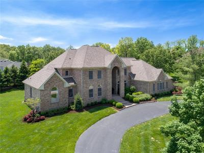 St Louis County Single Family Home For Sale: 1109 Wheaton Hill Court