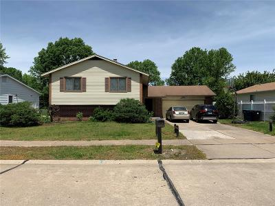 Florissant Single Family Home For Sale: 4073 90th Avenue