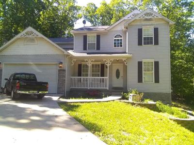 Marthasville Single Family Home For Sale: 1257 Robin Hood Ct.