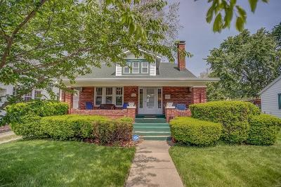 Belleville Single Family Home For Sale: 715 Lebanon Avenue
