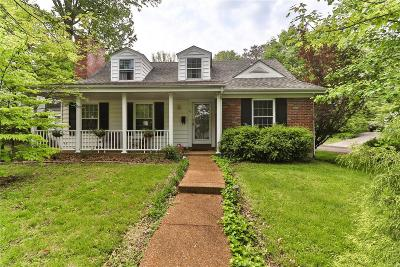 St Louis Single Family Home For Sale: 32 Southridge Drive