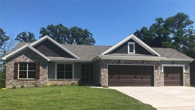 Troy Single Family Home For Sale: Hickory Knoll Drive