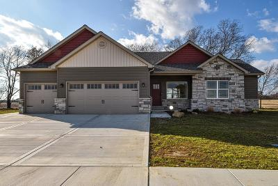 Freeburg New Construction For Sale: 445 Foxtail Drive