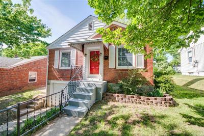 Alton Single Family Home For Sale: 1114 McPherson Avenue