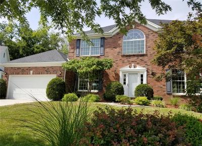 St Charles Single Family Home For Sale: 24 Ridge Mount Court