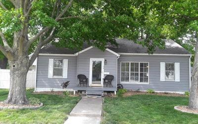 Freeburg Single Family Home For Sale: 108 West Apple