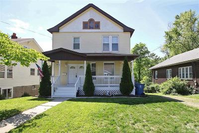 Alton Single Family Home For Sale: 859 Washington Avenue