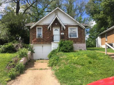 St Louis Single Family Home For Sale: 3233 Welsberg Drive