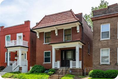 St Louis MO Single Family Home For Sale: $175,000