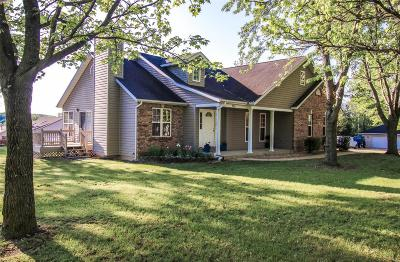 Warrenton Single Family Home For Sale: 504 Woolf Road