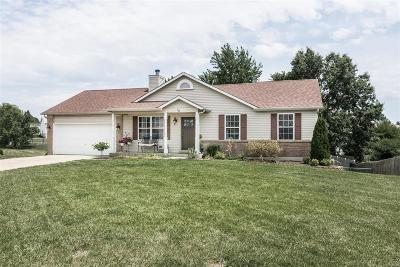 O'Fallon Single Family Home For Sale: 16 Cherrywood Parc Court