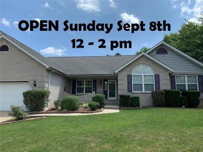 O'Fallon IL Single Family Home For Sale: $289,900