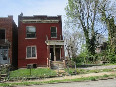 St Louis Multi Family Home For Sale: 3738 Maffitt Avenue