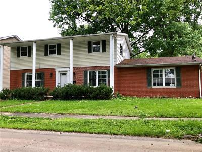 Granite City Single Family Home For Sale: 3327 Princeton Drive