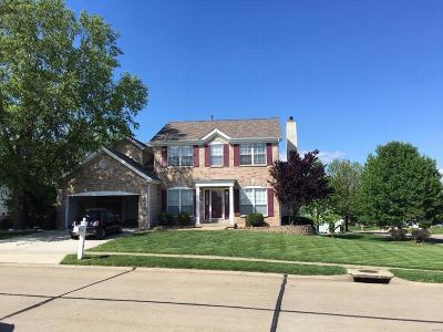 Cottleville Single Family Home For Sale: 353 Buckington