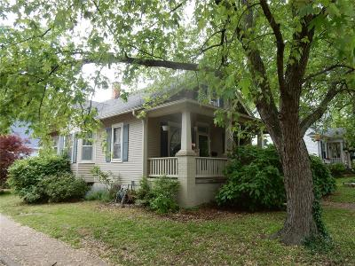 Edwardsville Single Family Home For Sale: 201 Clay Street