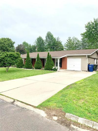 St Louis MO Single Family Home For Sale: $174,900