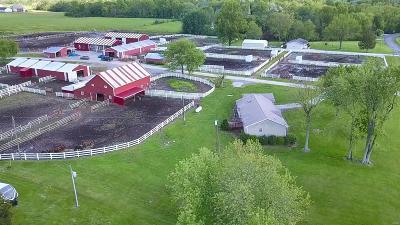 Edwardsville Farm For Sale: 5090 Old Carpenter