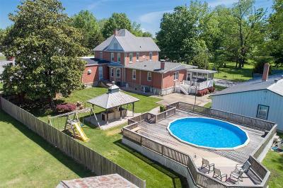 Ste Genevieve Single Family Home For Sale: 602 Jefferson Street