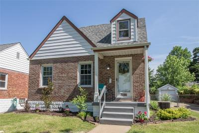Single Family Home Active Under Contract: 6013 Maxwell Avenue