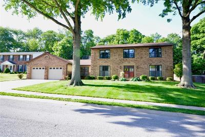Single Family Home For Sale: 28 Shallowbrook Drive