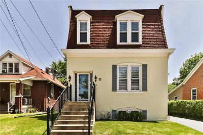 Single Family Home For Sale: 20 South 13th Street