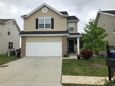Wentzville MO Condo/Townhouse For Sale: $188,000