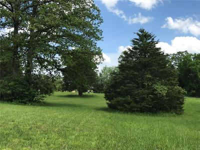 Wright City Residential Lots & Land For Sale: Claremont Estates, Lot 21