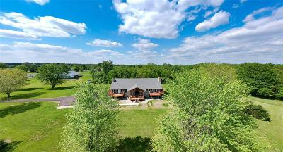 Millstadt Single Family Home For Sale: 4606 Floraville