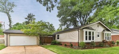 St Louis MO Single Family Home For Sale: $349,900