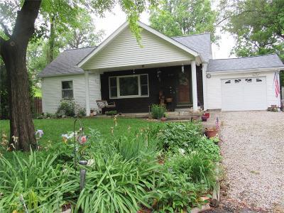 East Alton Single Family Home For Sale: 540 Sitze Drive