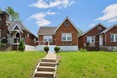 St Louis Single Family Home For Sale: 3944 Keokuk