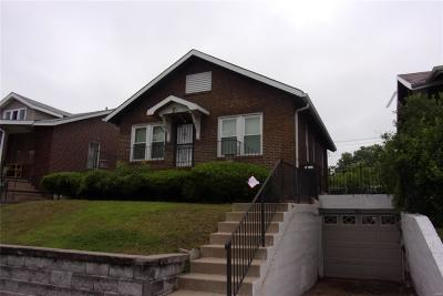 St Louis City County Single Family Home For Sale: 4131 Miami