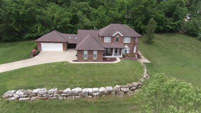 Single Family Home For Sale: 1327 Steeplechase