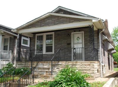 St Louis City County Single Family Home For Sale: 4223 Osceola