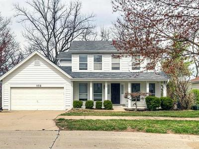 Chesterfield Single Family Home For Sale: 172 Brighthurst Drive