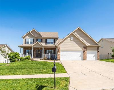 Wentzville MO Single Family Home For Sale: $350,000
