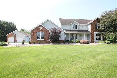 Highland Single Family Home For Sale: 13404 Edgewood Lane