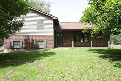Bethalto Single Family Home For Sale: 316 Timberwood Drive
